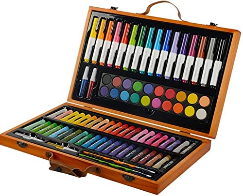 más vendido Zhenfa Pintura de de de Caja de Madera Infantil Set Dibujo Acuarela Bar Regalo Conjunto  Todo en alta calidad y bajo precio.