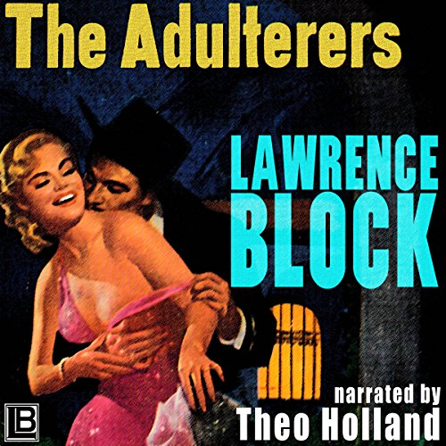 The Adulterers audiobook cover art