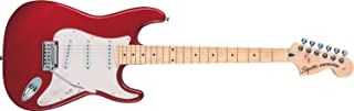 Squier Standard Stratocaster - Candy Apple Red with Maple Fingerboard