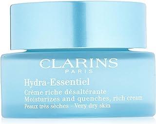 Clarins Hydra-Essentiel Rich Cream Very Dry Skin, 1.8 Ounce