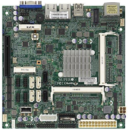 SUPERMICRO X10SBA-O CELERON INTEL J1900
