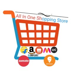 App Size Is Only 1MB All Shopping Stores is available in this app. Easy To use and Simple User Interface