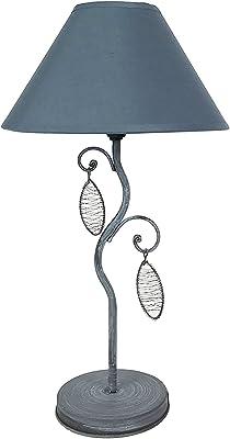 EGLO Murcia Lámpara de mesa E14, Negro: Amazon.es: Iluminación