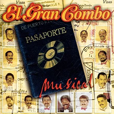 Pasaporte Musical by El Gran Combo (2008-10-20)