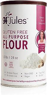 gfJules Gluten Free All Purpose Flour 1.5 Pound Can, Great Alternative to Regular Flour, Great Tasting Customer Favorite