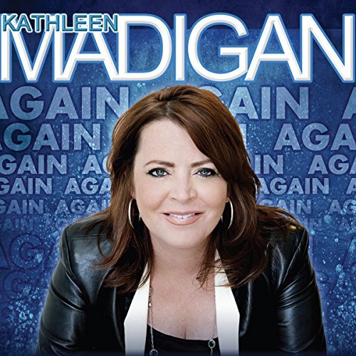 Madigan Again audiobook cover art