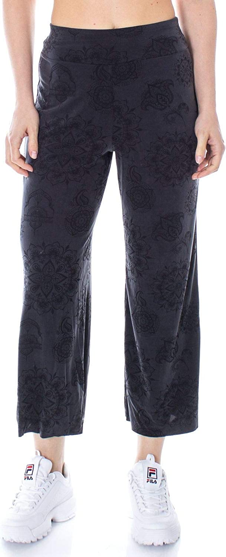 Desigual Women's 19SOPK04GREY Grey Cotton Pants
