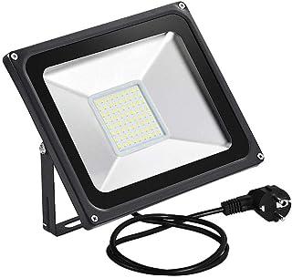 Reflektor LED, 50 W, reflektor zewnętrzny, reflektor zewnę