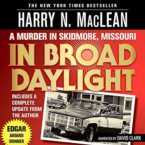 In Broad Daylight audiobook cover art