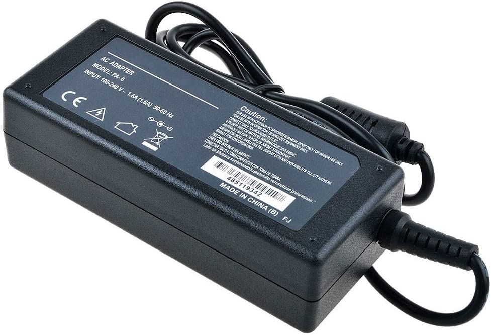 Uniq-bty AC DC Adapter Max 79% OFF for 40S FortiVoice Fortinet FVS-040S FVC- gift