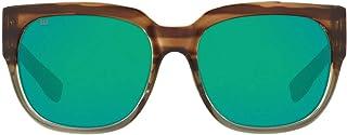 Costa Del Mar Women's Waterwoman 2 Round Sunglasses
