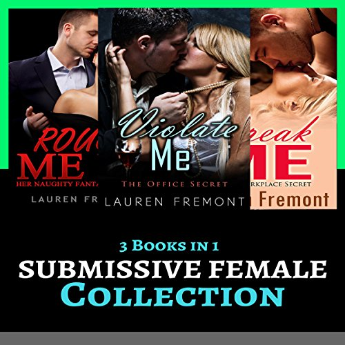 Submissive Female Collection audiobook cover art