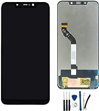 """SOMEFUN Display LCD Schermo Digitizer Toccare Schermo Pannello Vetro Assemblea Montaggio Sostituzione per Xiaomi Mi Pocophone F1 / Poco F1 6.18"""" (Nero)"""