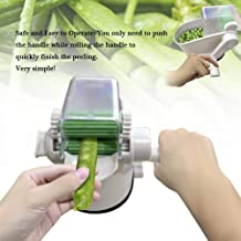 Lianle Pea Sheller,Bean Sheller Hand Rolling Machine,quickly,Simple,peeling Beans, Soy, Peas.