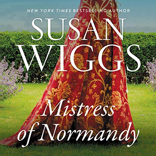 The Mistress of Normandy cover art
