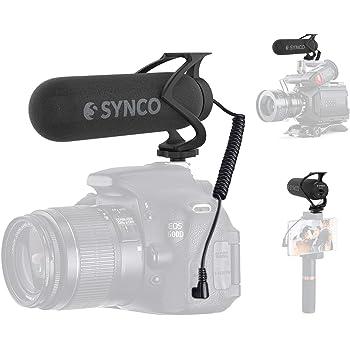Rode VideoMic Go - Micrófono de condensador para cámara DSLR ...
