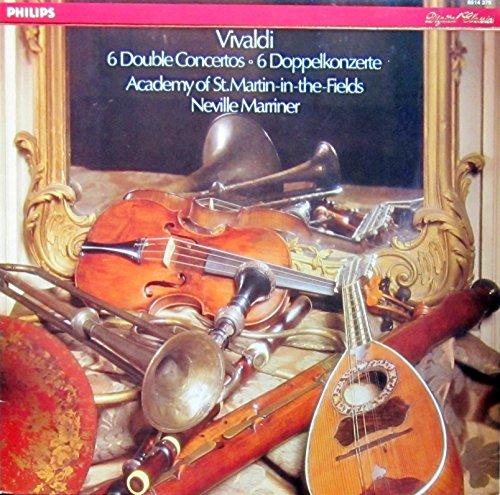 Vivaldi: Six Double Concertos / 6 Doppelkonzerte [Vinyl LP] [Schallplatte]
