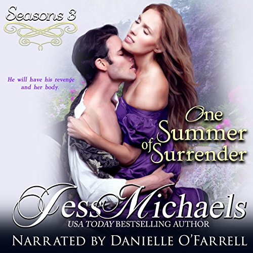 Couverture de One Summer of Surrender