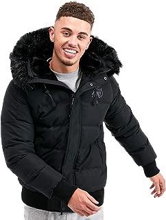 Kings Will Dream Men/'s Frost Parka Black RRP £95.00