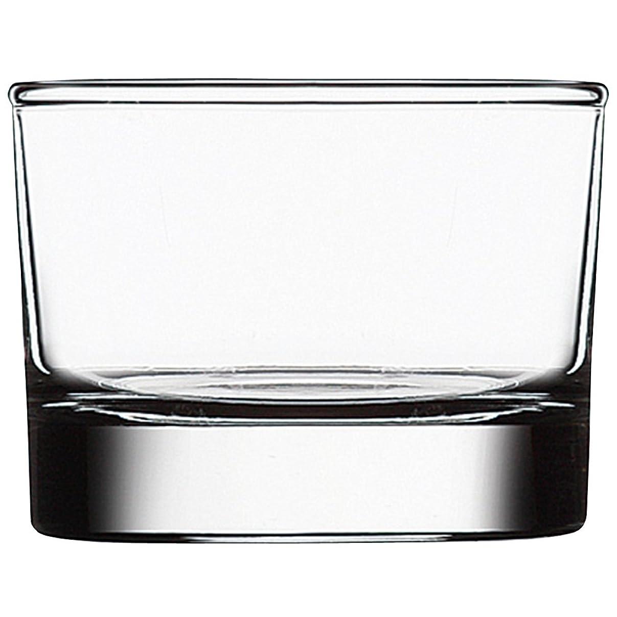 予知迫害聖人山下工芸 グラス ヴェガキャンドルホルダー 5×5×3.8cm 13539000