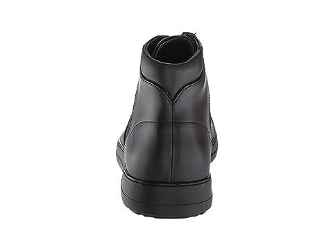 Cuero Negro Blanco Calvin Klein Napa Aceite Blacknight Ternero De Noche Salvador Aceite De Leatherwhite O7EZ7r