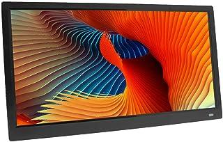 Gaowi 20 inch TFT-scherm HD LED-achtergrondverlichting 1024 * 768 digitale fotolijst elektronische album foto muziek ultra...