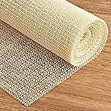 EKKONG Base antideslizante para alfombras, antideslizante, recortable, universal para alfombras, armarios, baño, salón, dormitorio, cocina, cajones, maletero