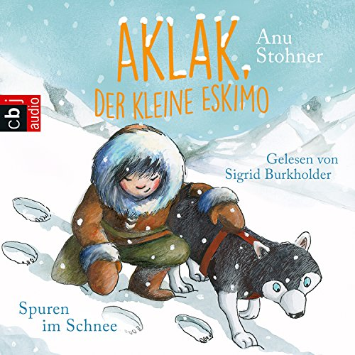 Spuren im Schnee     Aklak, der kleine Eskimo 2              By:                                                                                                                                 Anu Stohner                               Narrated by:                                                                                                                                 Sigrid Burkholder                      Length: 1 hr and 19 mins     Not rated yet     Overall 0.0