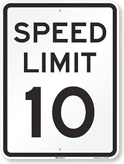 Best 60 mph road sign Reviews