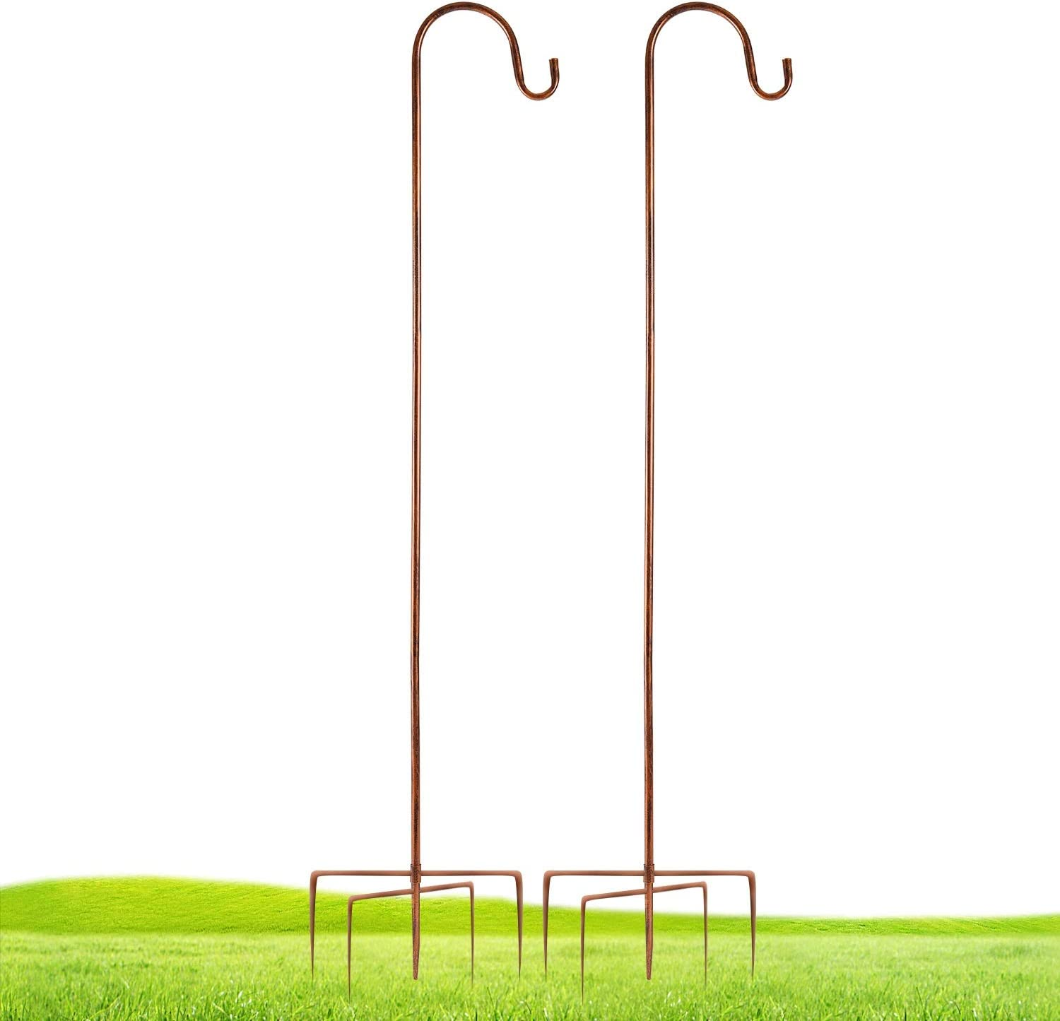 Shepherd Baltimore Mall free Hook 42.5 inch extendable for Outdoor use Bird Hanging
