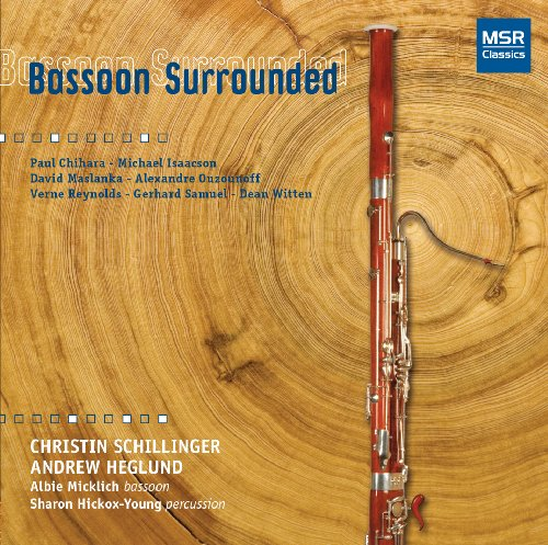 Bassoon Surrounded - 20th Century Music for Bassoon & Percussion
