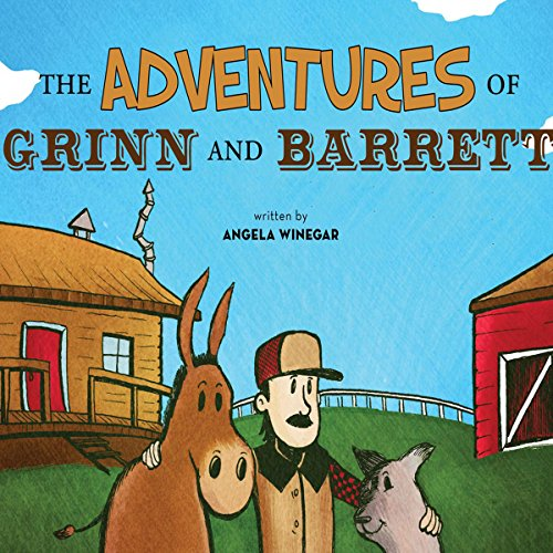 The Adventures of Grinn and Barrett cover art