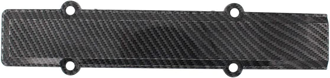 XtremeAmazing Carbon Fiber Engine Valve Spark Cover Soldering Max 55% OFF Insert Plug