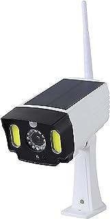 INAYA Solar Light, Solar Fake Camera for Surveillance with Motion Sensor LED Lights, Detection During Night, Solar Wall Li...