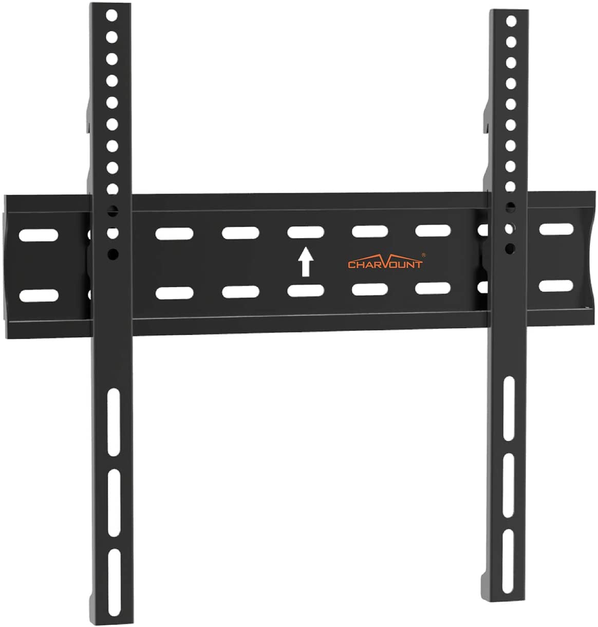 CHARMOUNT Fixed TV Wall Mount Free Shipping New sales New Inch Profile Low Ultra-Slim 26-55