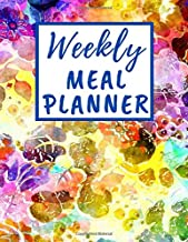 Weekly Meal Planner: Weekly Menu Planner and Shopping List Workbook, Diet Slimming Weight Loss Diary, Special Dietary Requirements Notebook Journal, ... Grocery List, Food Planner, Dietary Journal