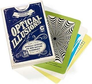 Optical Illusions - Large Format Card Set