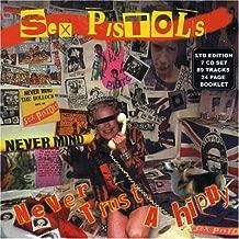 sex pistols never trust a hippy