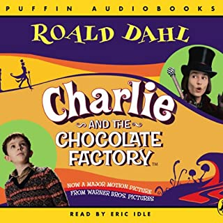 Charlie and the Chocolate Factory                   By:                                                                                                                                 Roald Dahl                               Narrated by:                                                                                                                                 Eric Idle                      Length: 3 hrs and 20 mins     23 ratings     Overall 4.4