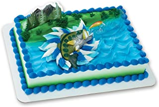 Best bass cake decorations Reviews