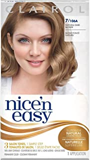 clairol ash blonde hair color