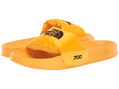 The North Face Nuptse Slide (TNF Yellow/TNF Black) Women