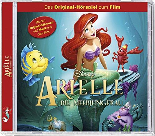 Arielle die Meerjungfrau - Das Original Hörspiel zum Film (Audio CD)
