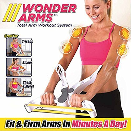 New! Wonder Arms - Arm Upper Body Workout Machine As Seen On TV!!!