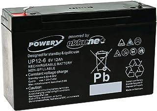 Powery Recambio de Batería para Vehículos para niños