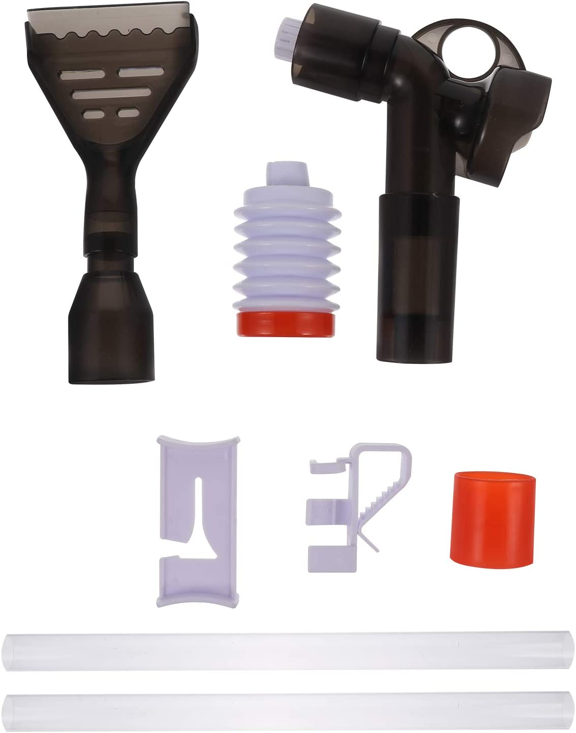 Aquarium Cleaner- 2PCS Set Fish Water Tank Cha San Jose All stores are sold Mall Cleaner