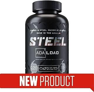 Steel Supplements ADA-Load   Insulin Mimicker, Carb Management, Blood Sugar Management, Nutrient Partitioning Supplement