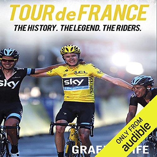 Tour de France audiobook cover art