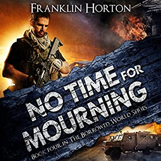 No Time for Mourning cover art