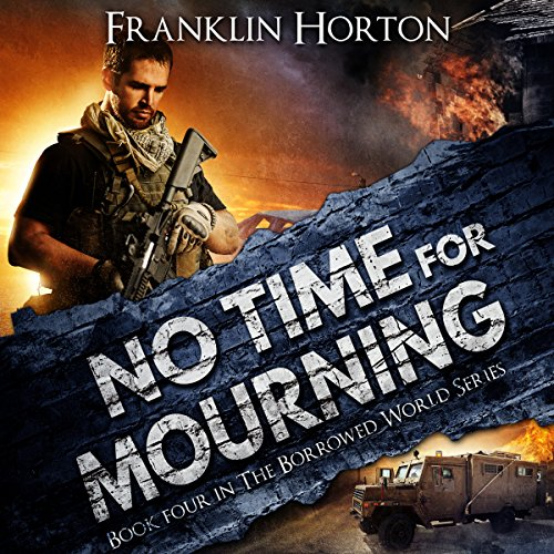 No Time for Mourning audiobook cover art